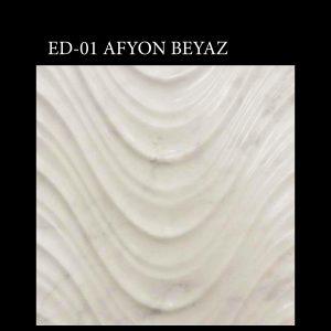 ED-01 Afyon Beyaz