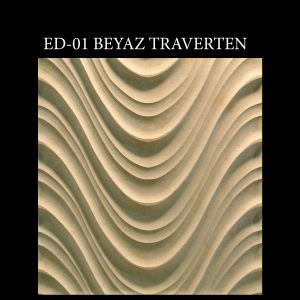 ED-01 Beyaz Traverten