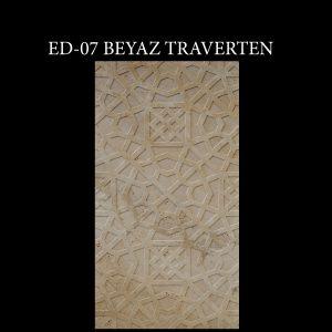 ED-07 Beyaz Traverten